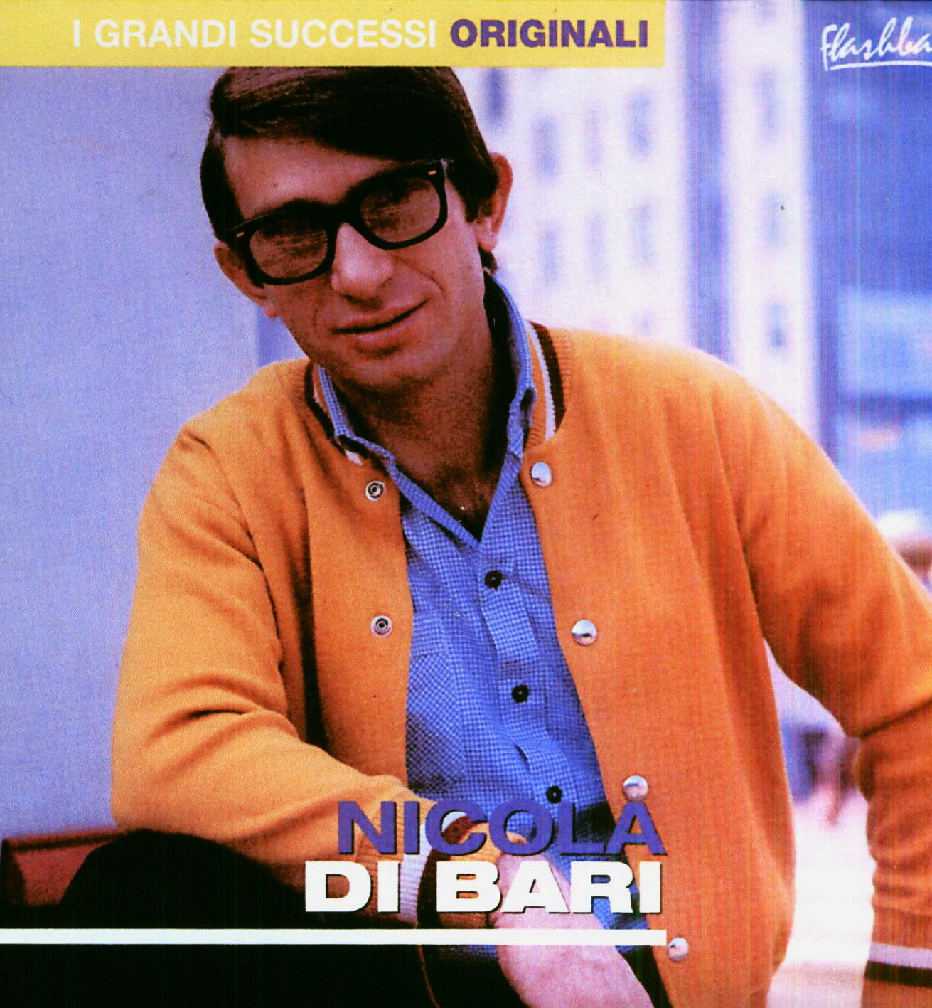 My music new nicola di bari i grandi successi oirginali for Grandi arredi bari