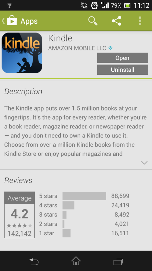 Tutorial on how to get free books from Kindle on Android