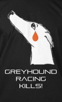 Greyhound murder