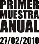 PRIMER MUESTRA ANUAL