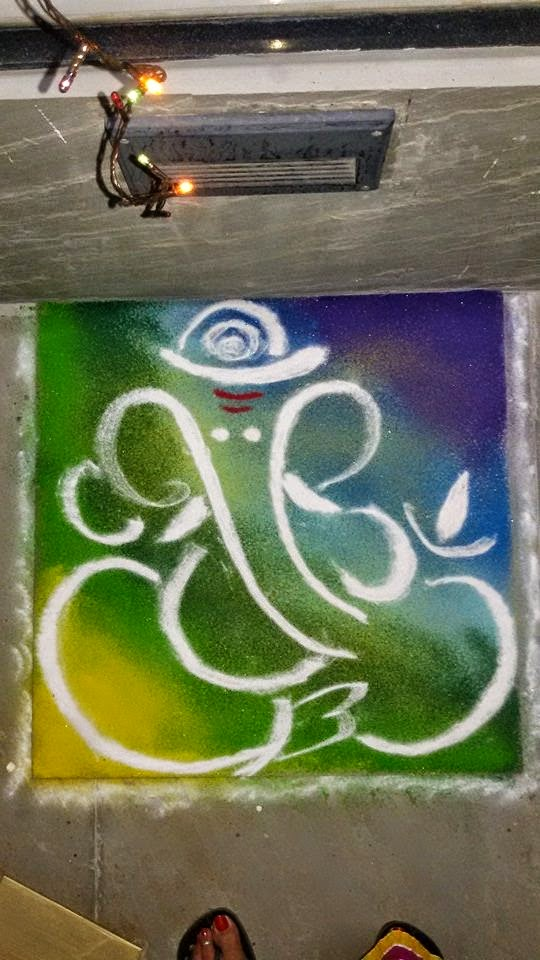 Rangoli Diwali Collection 2