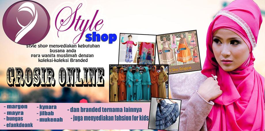 Grosir Baju Muslim Surabaya