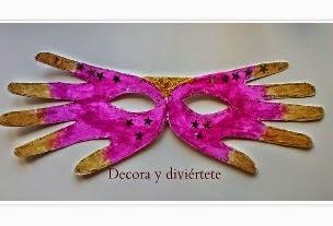 http://www.decoraydiviertete.net/2015/02/antifaz-hacer-ninos-carnaval.html