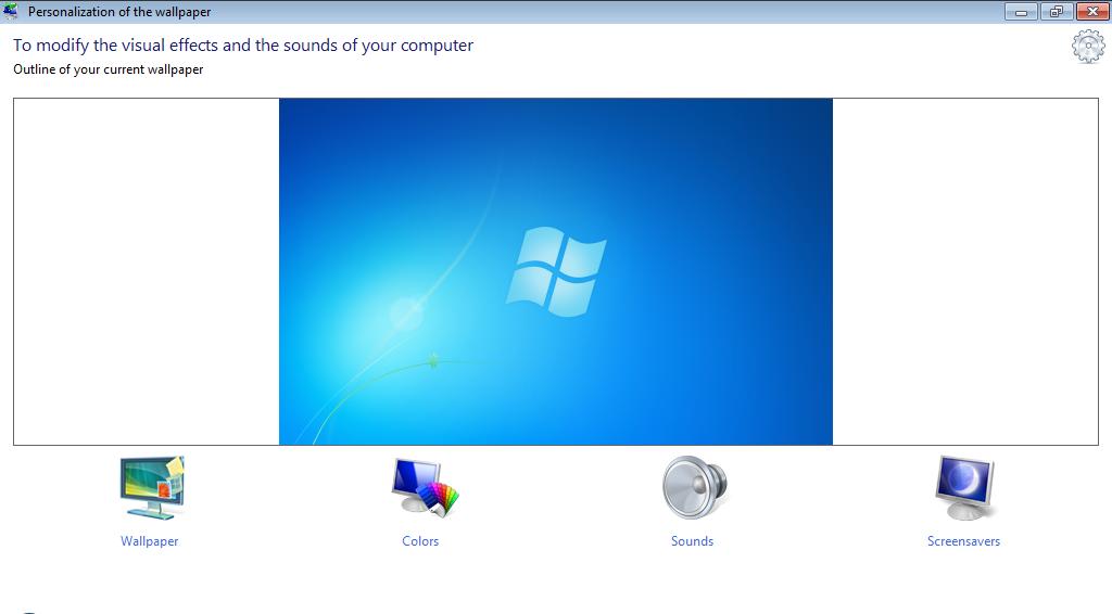 windows 7 starter wallpaper change in netbook apps