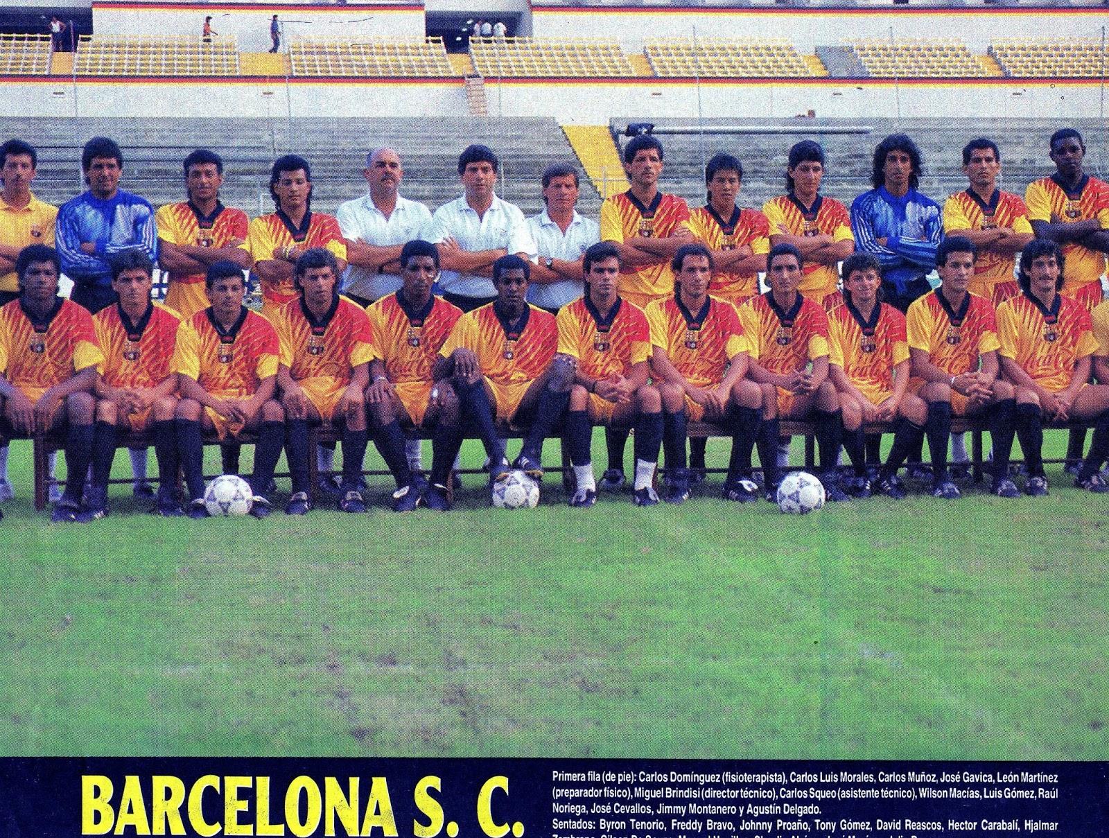 foto club nacional futbol campeon america mundo 1988: