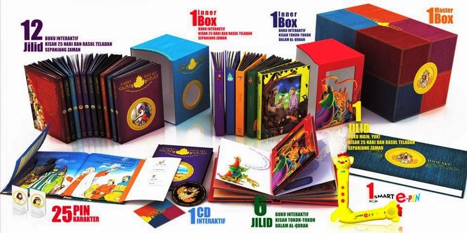 Buku Ensiklopedia & Buku Anak