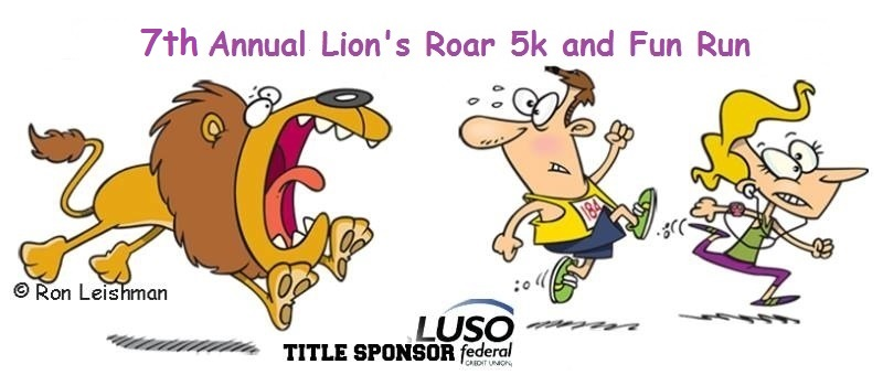 "The Annual ""Lions Roar"" 5K Walk/Run and Kids Race - Ludlow, Massachusetts"