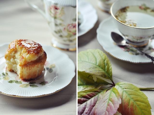 Crème Brûlée Kapkeiki // Crème Brûlée Cupcakes