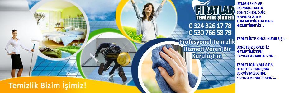 Mersin Temizlik Şirketleri, Mersin Temizlik Firmaları, Mersin Temizlik Hizmetleri