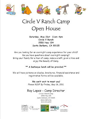 St Vincent De Paul Of Los Angeles Circle V Ranch Camp