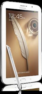 Fitur Unggulan Samsung Galaxy Note 8.0