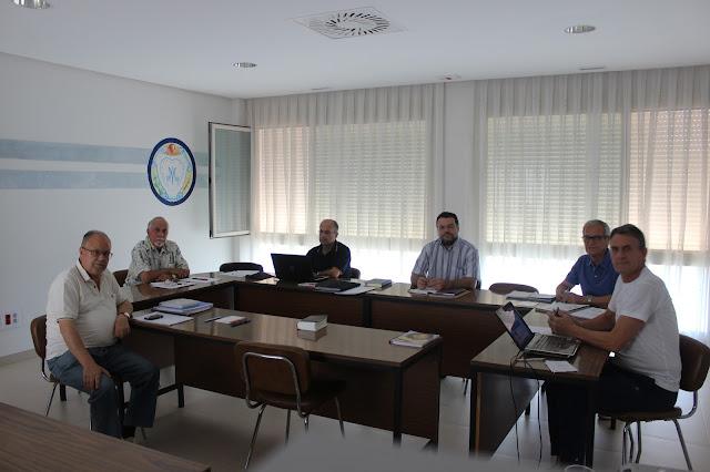 Reunión de Dirección General y Departamentos