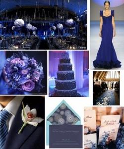 Chez Soiree Wedding & Event Planning®: Something Blue! Wedding Ideas