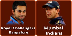 RCB Vs MI - Astrology predicts the winner in advance.
