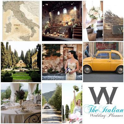 The Italian wedding planner