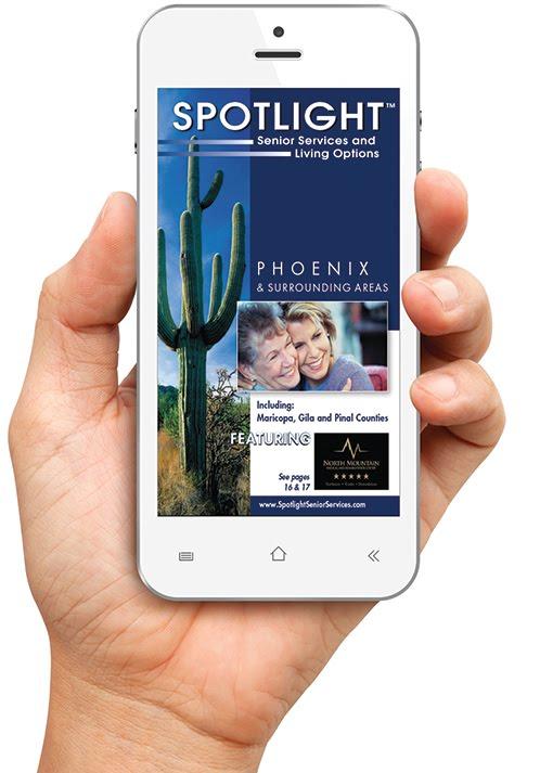 SPOTLIGHT Senior Services Mobile App