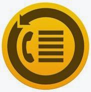 aplikasi ini berfungsi untuk membackup  History panggilan atau daftar panggilan yang ada  Call Logs Backup dan Restore Untuk membackup History panggilan