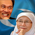 BACA Apa KETUM Kata Pasal Isteri Dia, 'MY WIFE QUALIFIED AND NO LINK WITH MY POLITICAL CAREER'