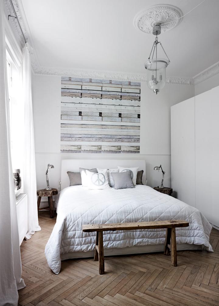 Impressive danish apartment - Ideas decorar dormitorio ...
