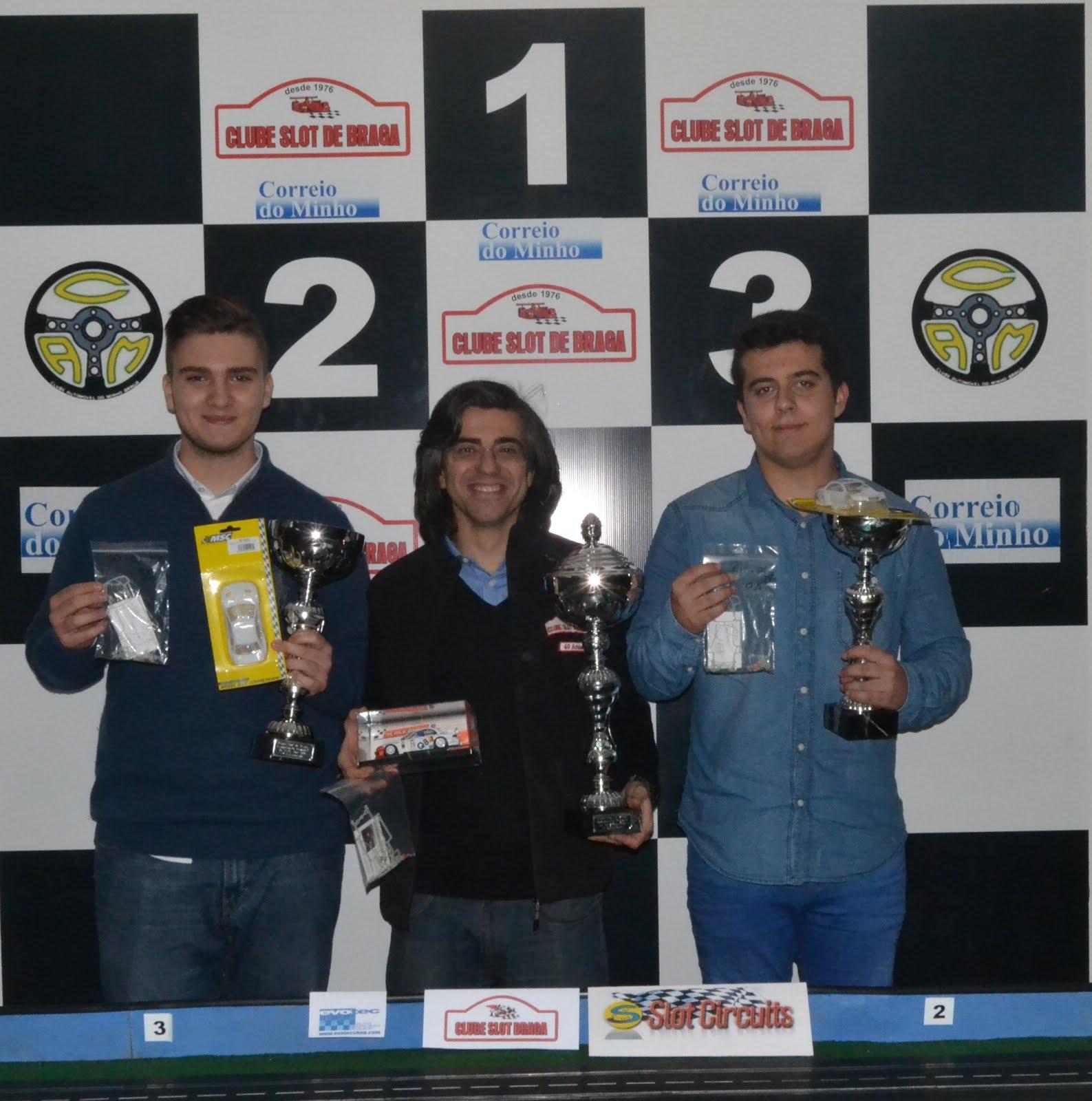Campeonato Regional de Rally Slot 2016