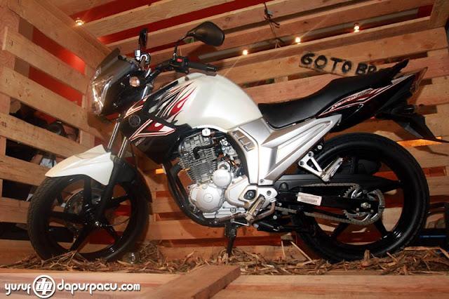 Gambar Modifikasi Motor Yamaha Scorpio Z