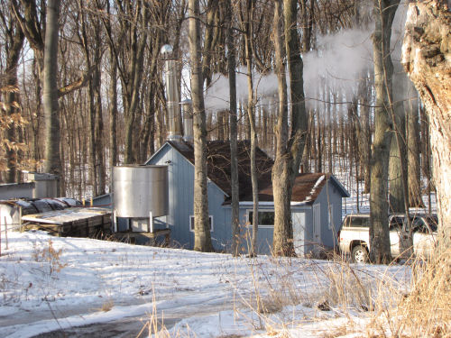 sugaring house