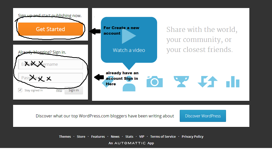How to Create a Blogs in Wordpress
