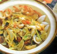 Cara Membuat Sup Seafood