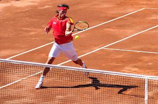 Feliciano López en la Copa Davis