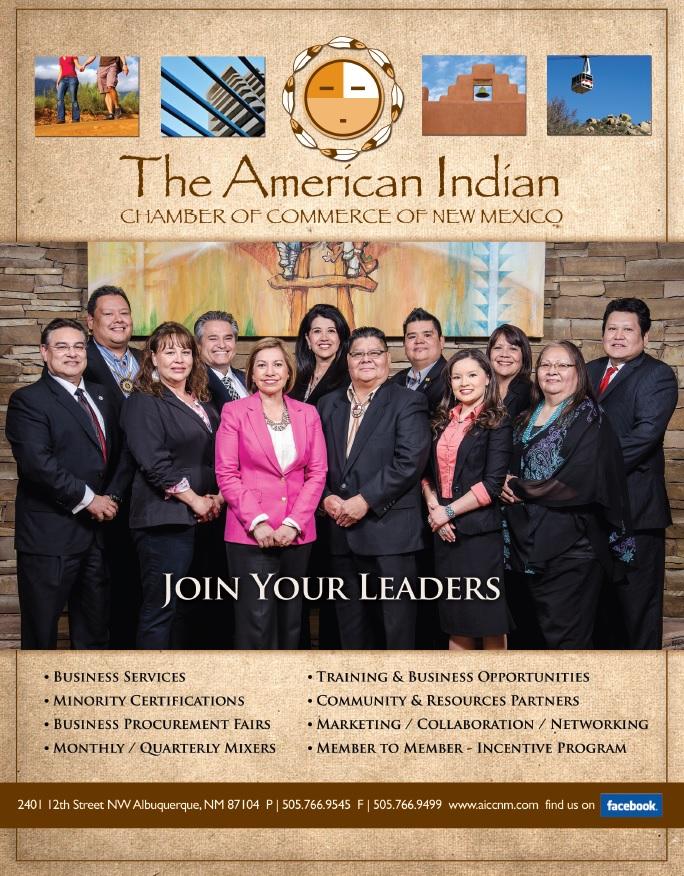 New Mexico Native American
