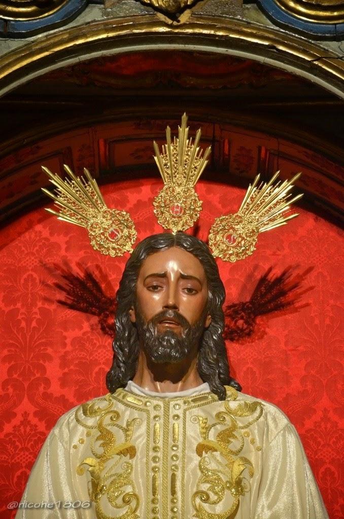 Ntro. P. J. de la Redención  en el Beso de Judas