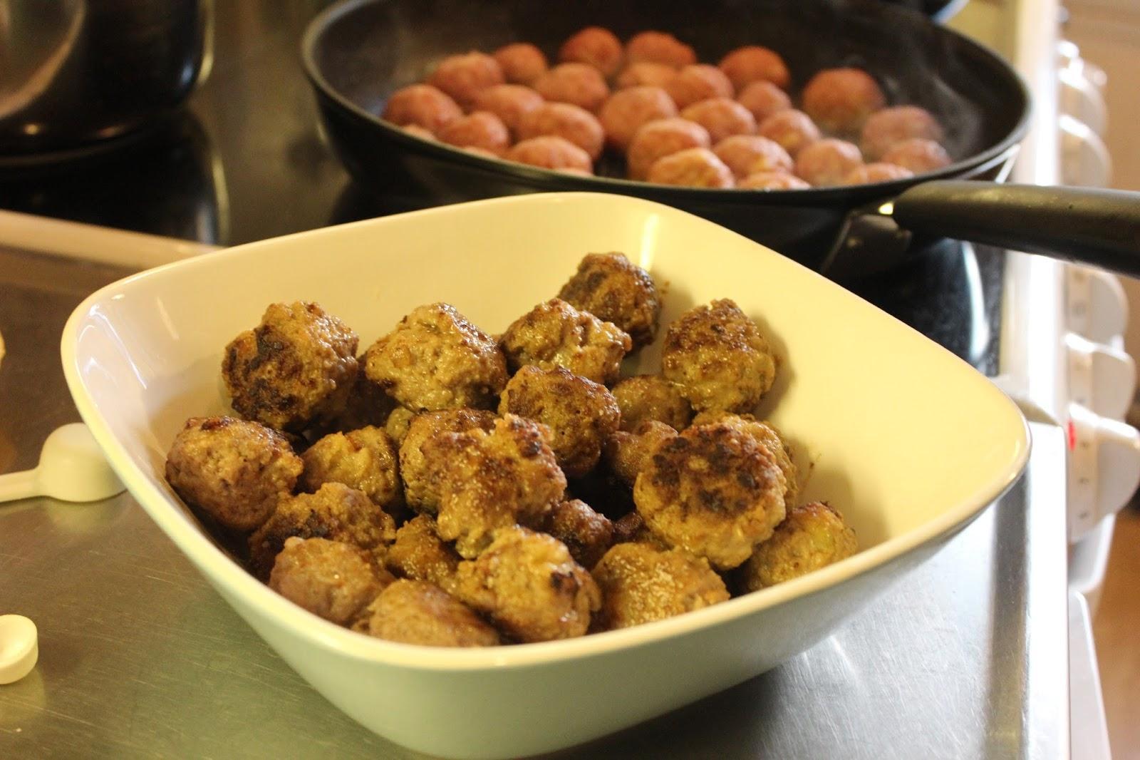 recept köttbullar per morberg