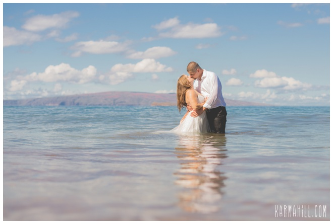 Maui Trash the Dress