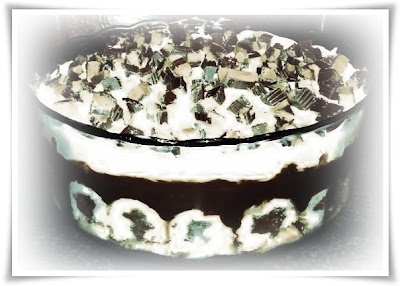 Chocolate Peanut Butter Trifle Recipe