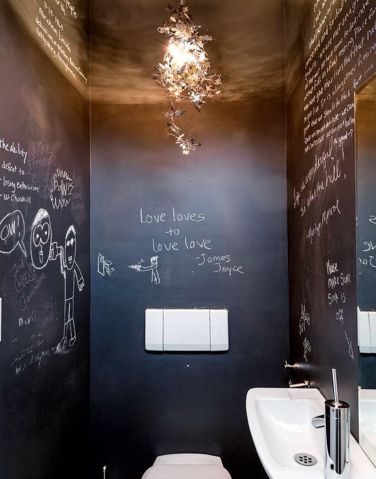 Sketchup texture trends trends chalkboard paint ideas - Chalk paint wall ideas ...
