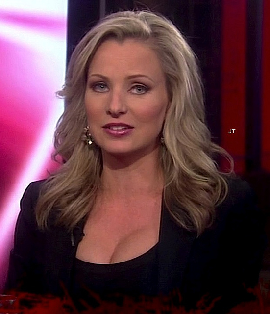 Sandra Smith Fox News Anchor
