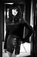 Redemption Choppers Fall/Winter 2015 Campaign featuring Isabeli Fontana