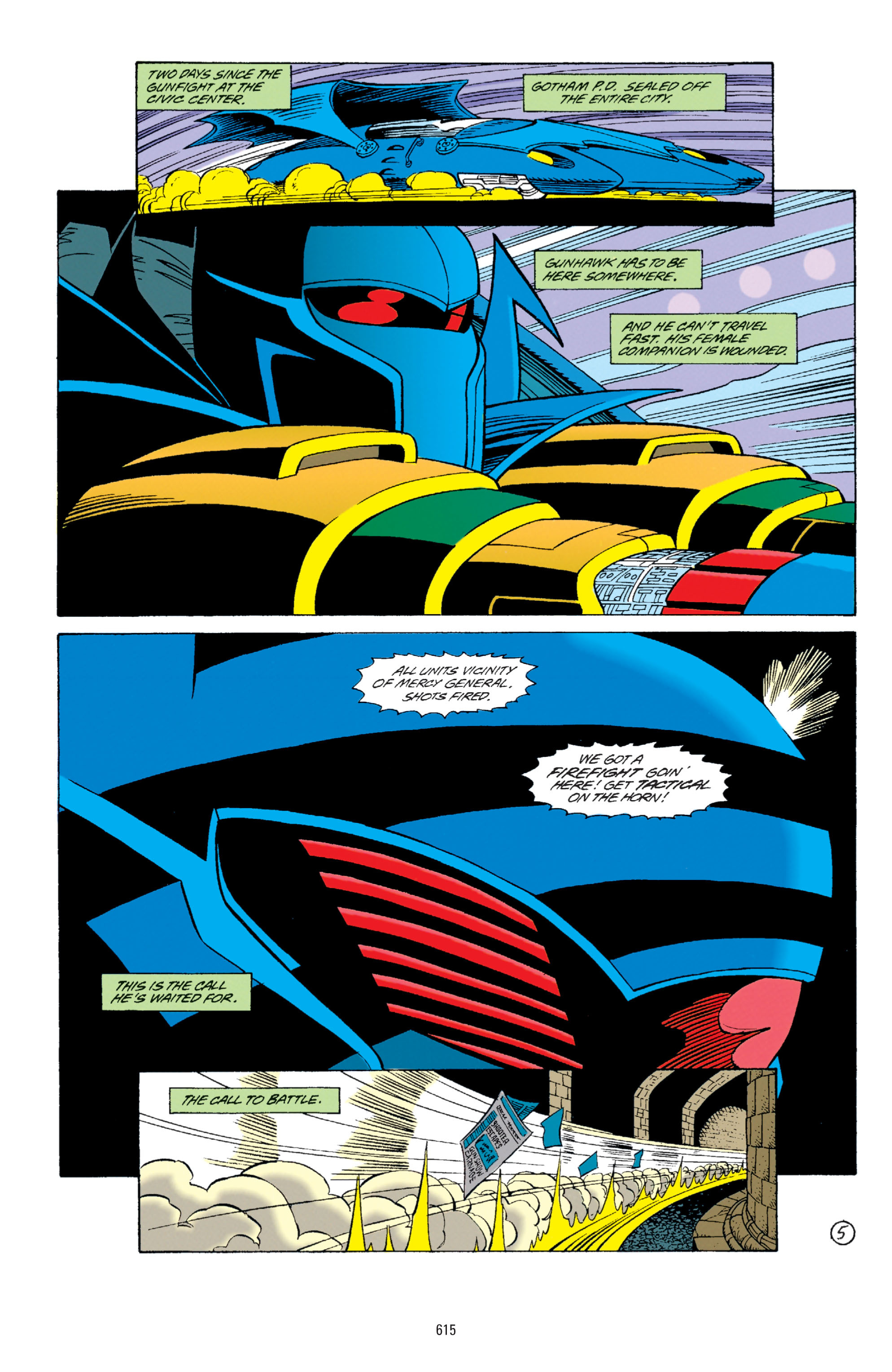 Detective Comics (1937) Issue #675 Page 5