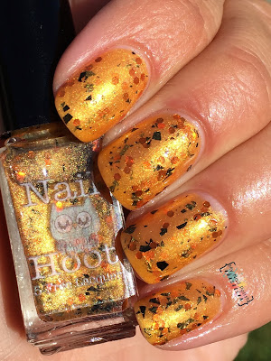 Nail Hoot Jeepers Creepers