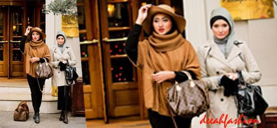 Baju Muslim Untuk Travelling TravelTime Part 1