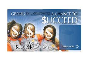 Harlem $ucce$$ Academy Ad