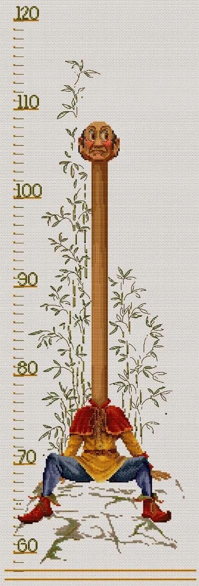 Efteling groeimeter