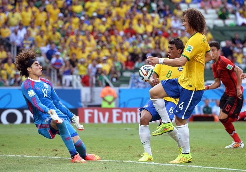 Guillermo Ochoa Mundial Brasil 2014, parte 3