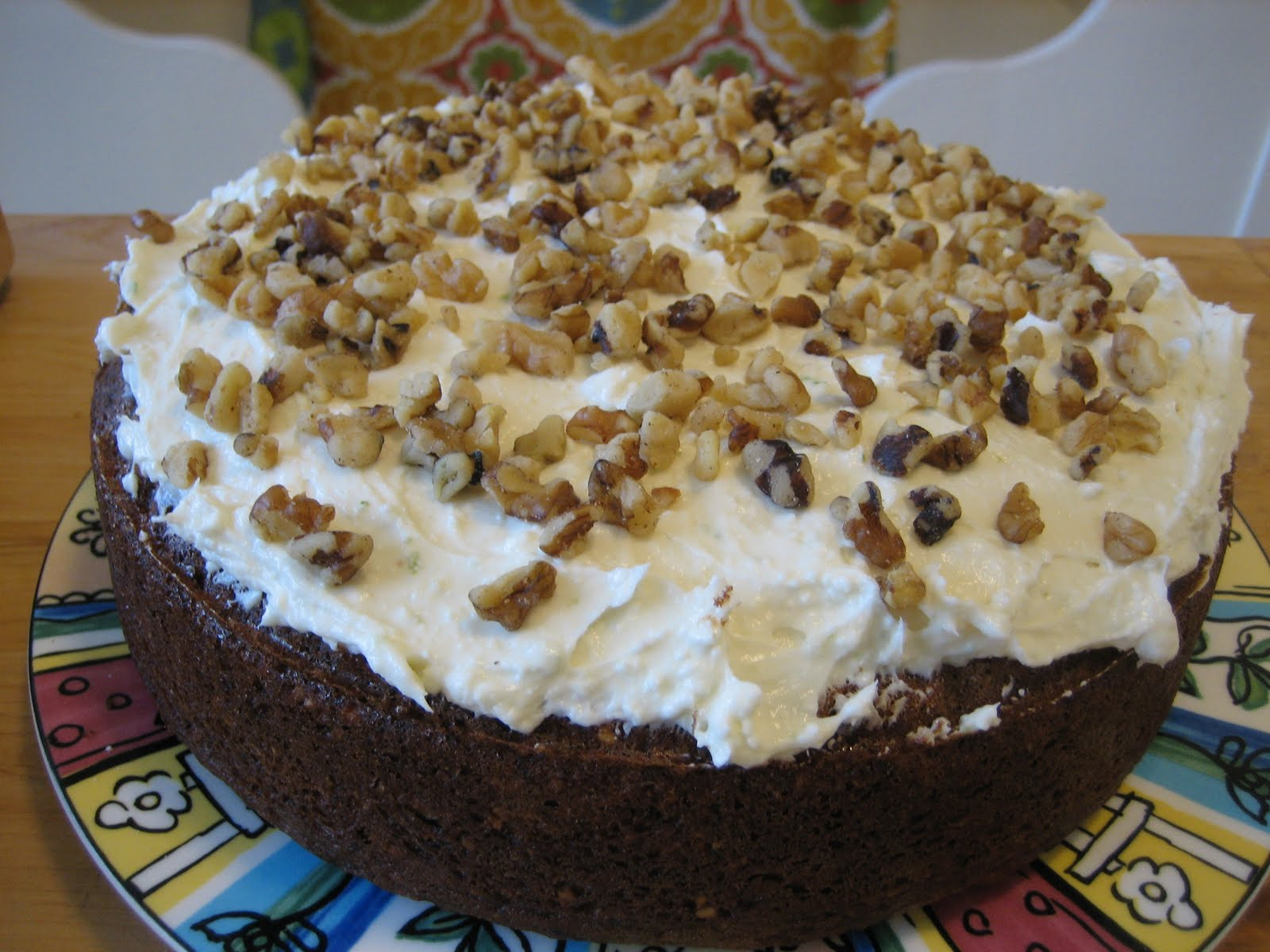 ... Adventures Of Tummy: Homemade Carrot Cake with Lime Mascarpone Icing