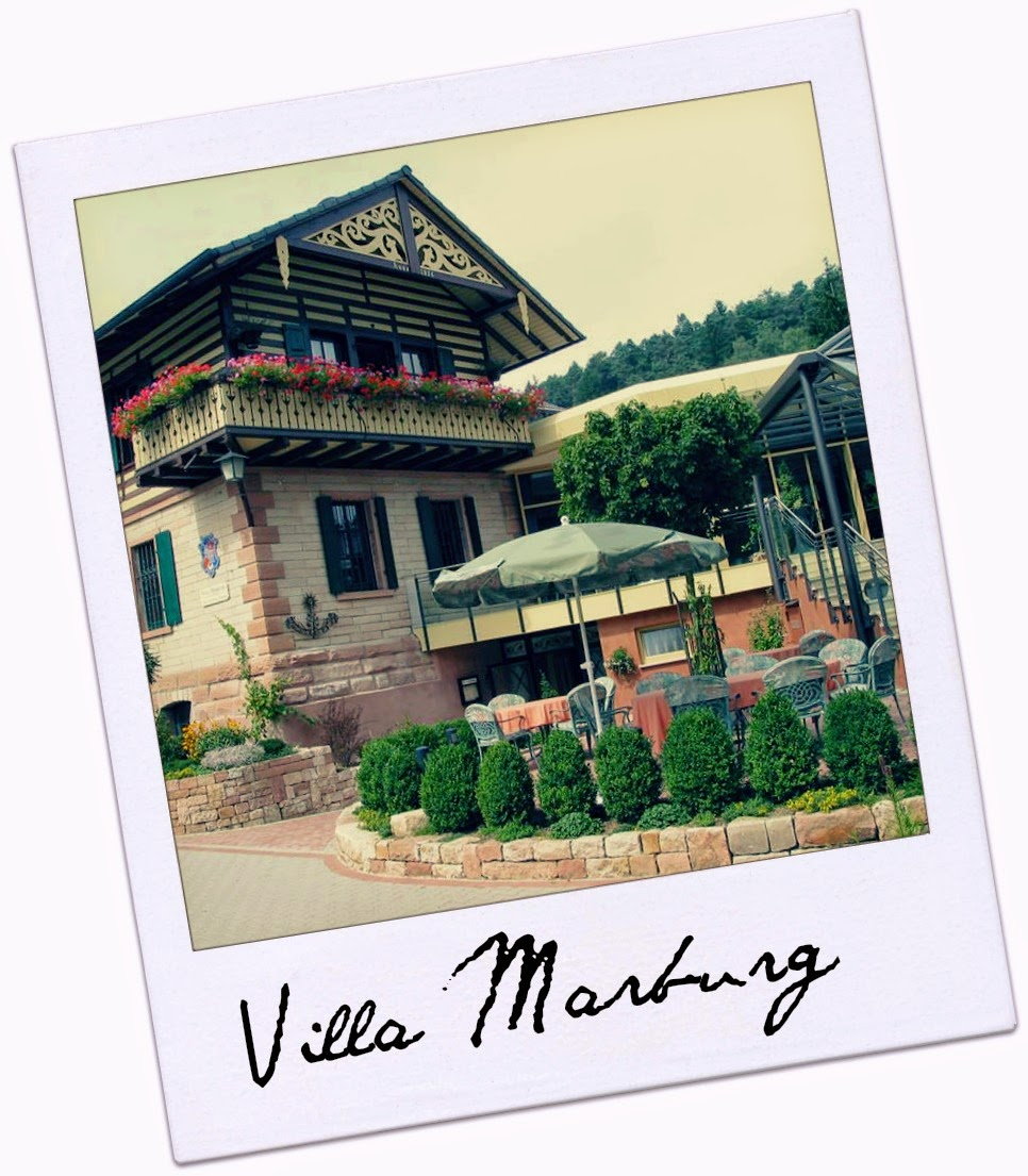 The Villa Marburg, Heigenbrücken, Germany