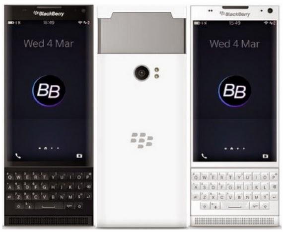 BlackBerry: Διέρρευσαν τρία μη ανακοινωμένα smartphones