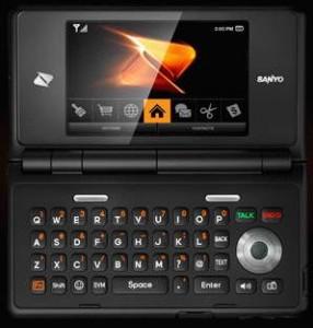 Sanyo Incognito Smartphone