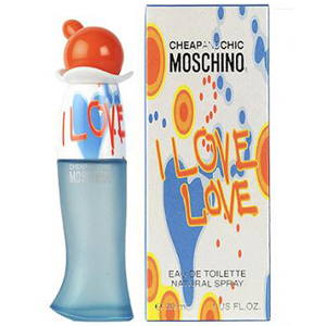 Cheap & Chic I Love Love Moschino for women