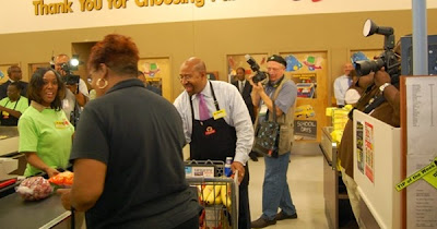 Brown's Super Stores Support Low Income Shoppers in Philadelphia