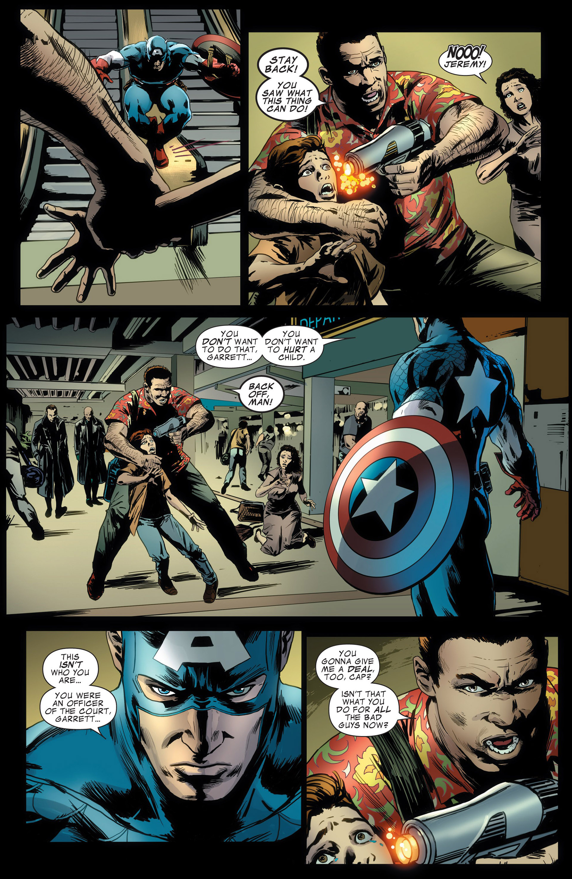 Captain America (2011) Issue #13 #13 - English 6